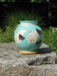 Vase graminées 5
